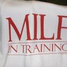MILF I N T-SHIRT XL