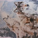 WOLF PACK T- SHIRT MED