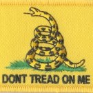 "DONT TREAD ON ME PATCH 2""X3"""