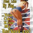 KISS MY REDNECK ASS T-SHIRT MED