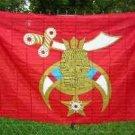 3'x5 shriner flag