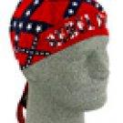 REBEL PRIDE SKULL CAP