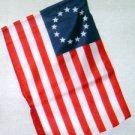 BESTY ROSS STICK FLAG