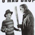 U MAD BRO T-SHIRT L