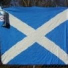 scotland 3'x5' flag