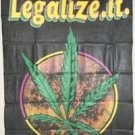 LEGALIZE IT FLAG 3'X5'