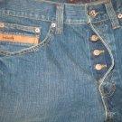 Planet Earth - Helena Time Worn Vintage Denim Jeans 34/32