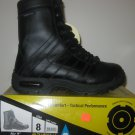 """Air 9"""" All Leather Tactical SZ - 1234   Size:  8"""