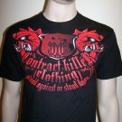 Contract Killer T-Shirt - Red Dog - M