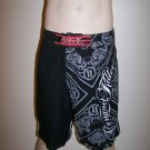 Hybrid Contract Killer - Fighting Shorts - Killer Script  - XL