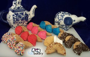 Fortune Cookies for Dogs (Fido Fancy Fortunes
