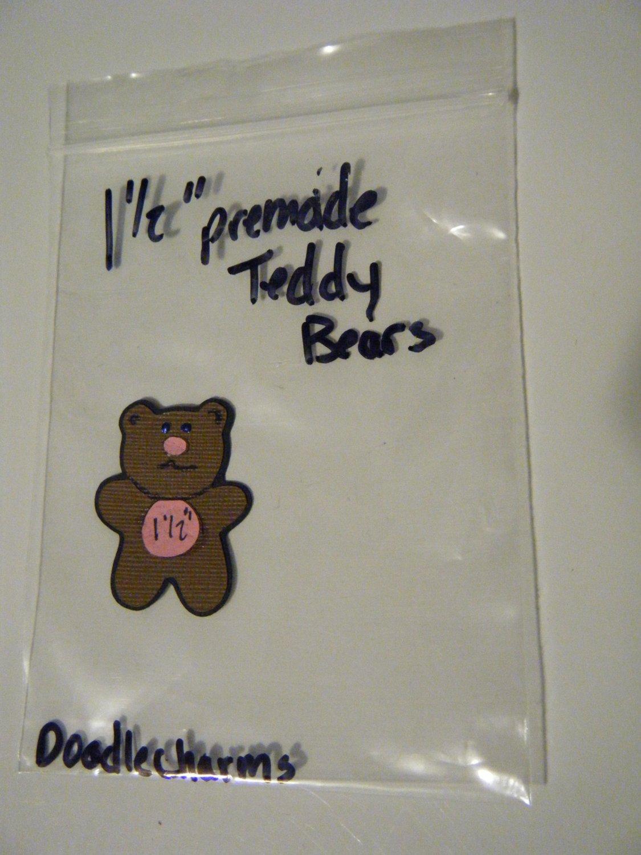 1.5 inch teddy bears