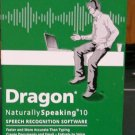 Nuance Dragon Naturally Speaking 10 Standard Edition + Headset Microphone