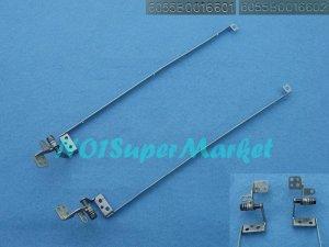 Original TOSHIBA Satellite C600 C600D LCD Hinges - 6055B0016601  6055B0016602