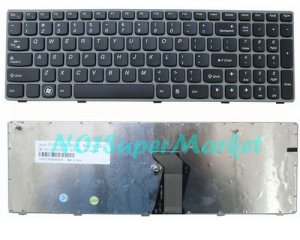 Lenovo G570 G575 keyboard- 25-010793 V-117020AS1-US