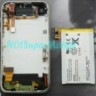 Assembly Full Housing Back Battery Cover Case Battery For iPhone 3GS White 32GB