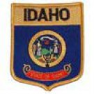 Idaho State Flag Shield Patch
