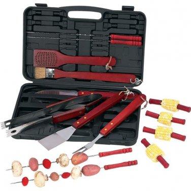 Chefmaster� 19pc Barbeque Tool Set