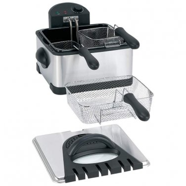4qt Electric Deep Fryer