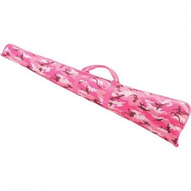 "Pink Camo 54"" Rifle/Shotgun Case"