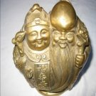 Retro brass. Longevity binary. Ornaments! Shoubinanshan not old song!