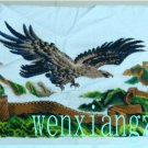 Wings eagle, grand plans, living room painting cross-stitch finished 150 x60CM