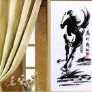 The new living room painting , cross stitch , Maxima ( Madaochenggong ) 35x85CM