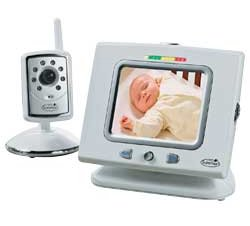 Summer Infant Secure Picture Me Digital Baby Video Monitor
