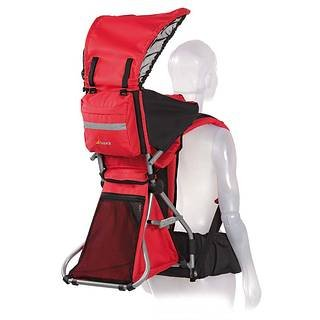 Hauck BackPack Adventure Red