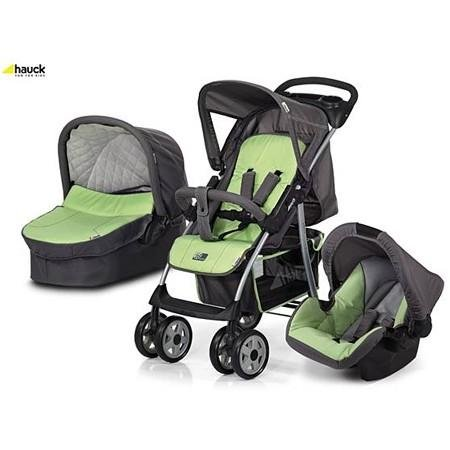 Hauck Shopper 11 Trio Set (Wheel Mint)