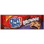 Nabisco, Chips Ahoy!, Brownie Filled Cookies, 9.5oz Bag (Pack of 4)