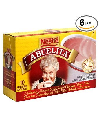 Nestle Mexican Chocolate Abuelita Drink Mix, 8 Packets in 8 Ounce Box