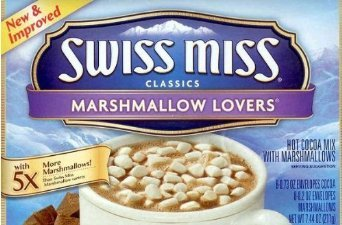 Swiss Miss, Marshmallow Lovers, Hot Cocoa, 8 Count, 7.44oz Box (Pack of 3)