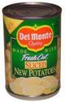 Del Monte, Sliced New Potatoes, 14.5oz Can (Pack of 6)