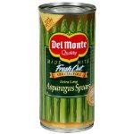 Del Monte, Fresh Cut Specialties, Extra Long Asparagus Spears, 15oz Can (Pack of 6)