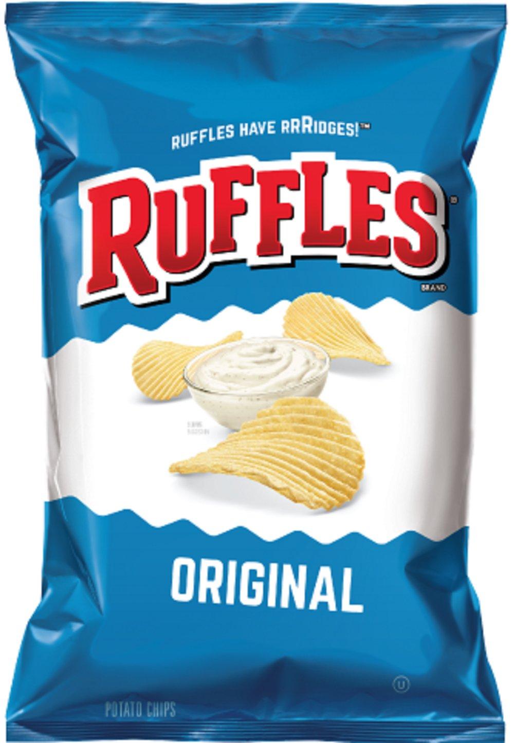 frito lay  ruffles  potato chips  8oz bag  ruffles original strawberry clip art black and white strawberry clip art png