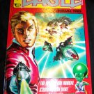 Vintage 1985 EAGLE ANNUAL Graphic Novel Fleetway Book