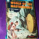 To End of Time/World of Masterminds ACE Sci-Fi PB Book