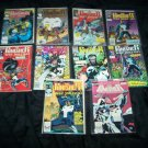 PUNISHER WAR JOURNAL Comic Book Lot 3-5,7-13,16-23