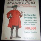 Antique SATURDAY EVENING POST Magazine~Joel Chandler Harris~March 1904