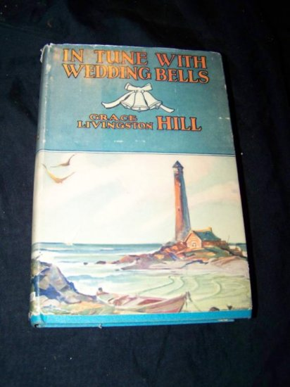 Vintage 1940s IN TUNE WITH BELLS Grace Livingston Hill HC/DJ Book
