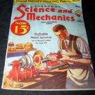 Vintage EVERYDAY SCIENCE & MECHANICS Magazine May 1933