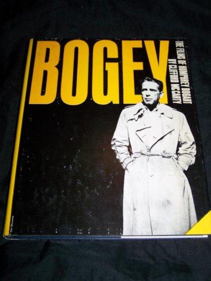 BOGEY FILMS HUMPHREY BOGART Clifford McCarty HC/DJ Book
