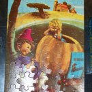 Vintage PETER PUMPKIN EATER Busy Bee Ed-u-Card Puzzle