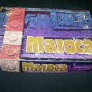 Vintage 1973 MATOCA Ancient Aztec Strategy Game Alabe
