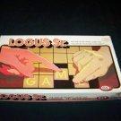 Vintage 1970s LOGUS SR Slide Letter Word Board Game Ideal