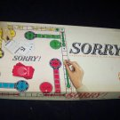 Vintage 1964 SORRY Board Game Parker Brothers COMPLETE