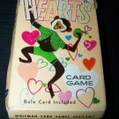 Vintage 1951 HEARTS Whitman Picture Card Game COMPLETE