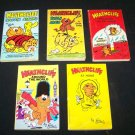 Vintage Heathcliff Comic Book Cat~Geo Gately Book Lot