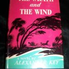 Vintage 1949 THE WRATH AND WIND Alexander Key HC/DJ Book